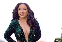 Nollywood Actress Ibinabo Fiberesima Celebrates 50th Birthday With Stunning Photo