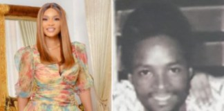 Actress Iyabo Ojo Shares Photo Of Her Late Dad, Says She Looks Like Him