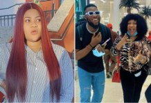 Actress Nkechi Blessing Opens Up On Why Her Mom Didn't Accompany Her To Dubai