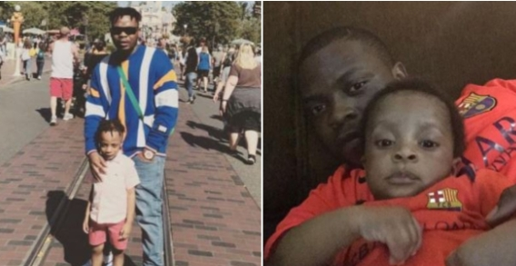Rapper Olamide Celebrate First Son As He Clocks 6