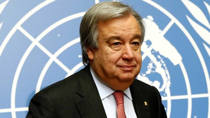 UN Chief Set To Run For Second Term