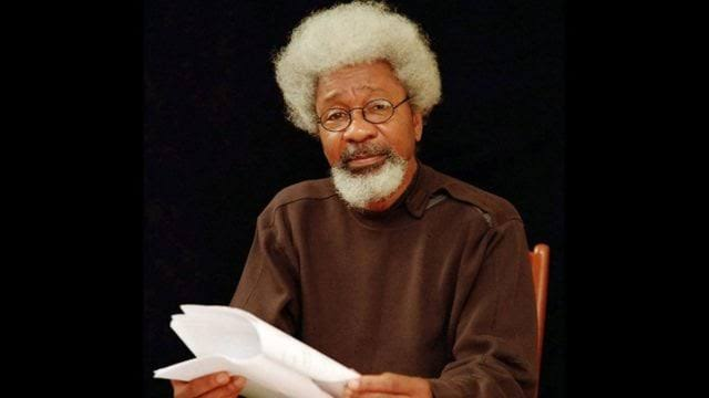 Soyinka Faults Nigeria's Negotiations With Religionists