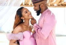 Singer, Banky W And Wife Adesuwa Welcome Their First Child