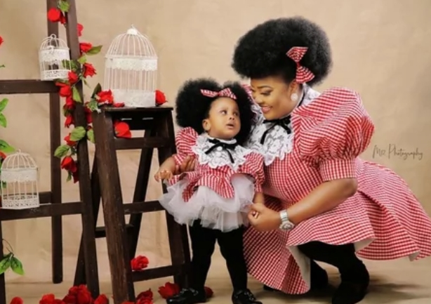 Actress Ronke Odusanya's Baby Daddy To Carryout Paternity Test