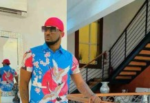 Singer Peter Okoye Allegedly Cheating On Wife, Lola