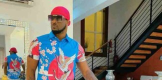 Singer Peter Okoye Allegedly Cheating On Wife, Lola