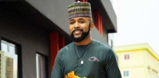 Singer, Banky W Reveals The Meaning Of His Baby's Name