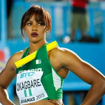 Nigeria's Blessing Okagbare enters Guinness Book records
