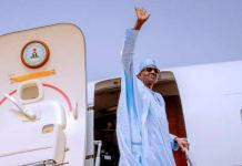 President Buhari Heads To London For 'Routine' Medical Checks