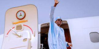 President Buhari Heads To London For 'Routine' Medical Checks