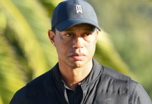 Tiger Woods Returns Home Following Surgery