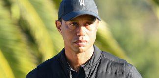 Tiger Woods Returns Home Following Surgery