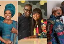 Actress Funke Akindele Celebrate Husband JJC Skillz On His Birthday