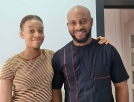'I Couldn't Afford 22k For Hospital Bills' -Yul Edochie Reveal As He Celebrate Daughters Birthday