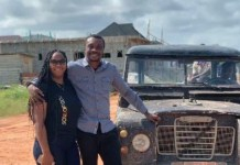 Gospel Singer, Nathaniel Bassey And Wife Celebrates 8th Wedding Anniversary (Video)