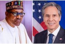News Now: US Sec Of State, Blinken, Buhari Meet Over Insurgency