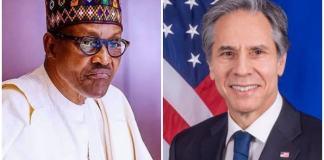 News Now: US Sec Of State, Blinken, Buhari Meet Over Insurgency