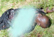 Suicide Bomber Bombs Self In Failed Ebonyi School Attack