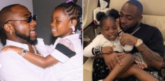 Davido Excited As His First Child, Imade Bags Endorsement Deal