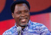 Nigeria's Senate mourns T.B Joshua
