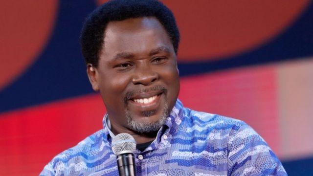 Breaking: Pastor TB Joshua Is Dead