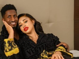Ex-Beauty Queen Ties The Knot With Footballer Olayinka Peters