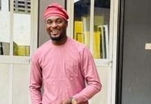 Actor Adeniyi Johnson Celebrates Wife Seyi Edun On Her Birthday