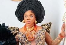 Toyin Lawani Flaunts Baby Bump Days After Wedding