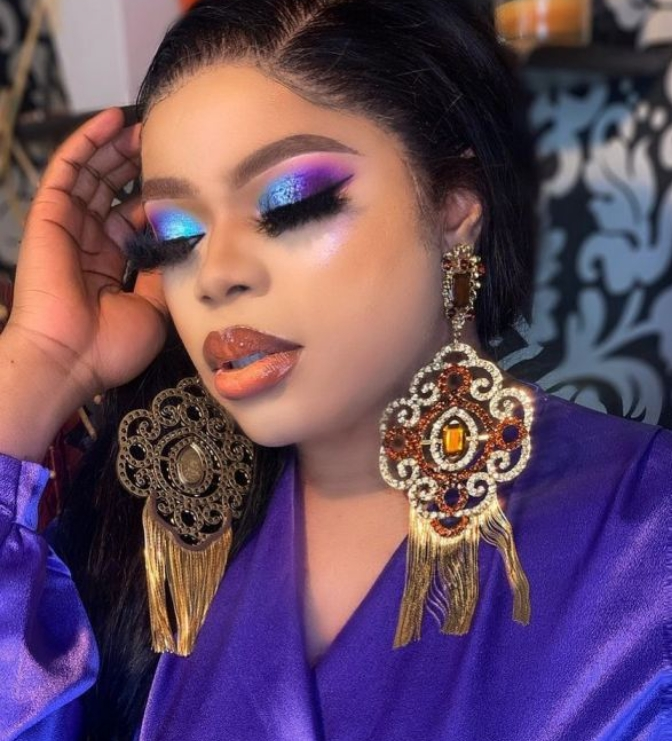 Bobrisky Reveal Dangers Of Cosmetic Surgery, Vows Never To Venture Into It Again
