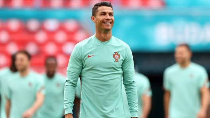 Record Magnet, Ronaldo, Breaks New Record With Brace Against Hungary