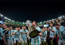 Messi's Argentina Win Copa America With Victory Over Brazil
