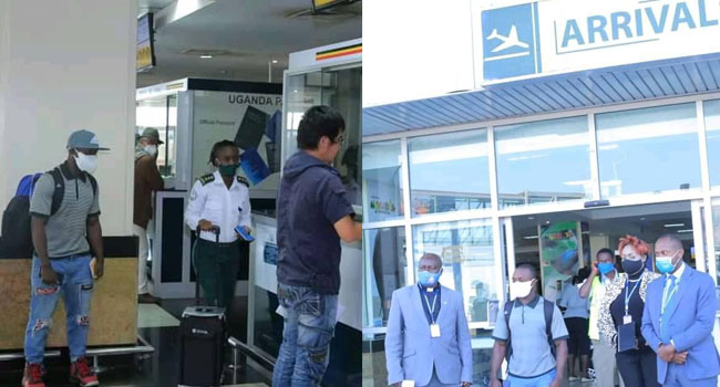 Runaway Ugandan Weightlifter Deported From Japan