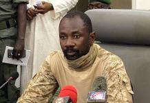Armed Men Attack Mali Interim President, Goita