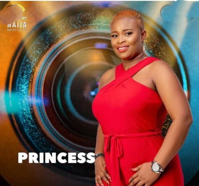 BBNaija 2021: Arin, Princess Evicted From Show