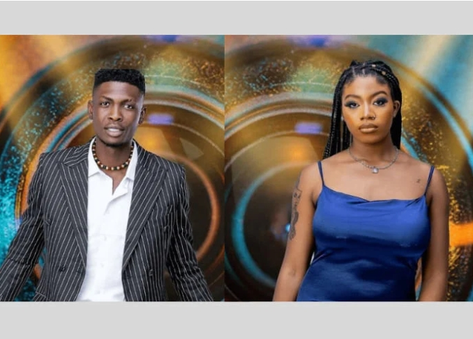 BBNaija 2021: Sammie Admit He's Jealous After Angel Shared A Kiss With New Housemate
