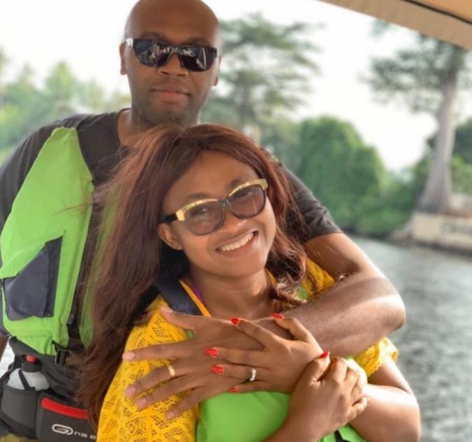 Mary Njoku Pens Sweet Words As She Celebrates 9th Wedding Anniversary With Husband