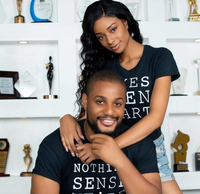 Alexx Ekubo, Fancy Acholonu Reportedly Breakup 3 Months To Wedding