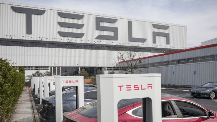 Tesla eyes October to make first cars at Berlin plant