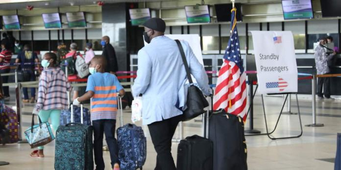 'Nigerians can now travel across 160 countries without Visa'