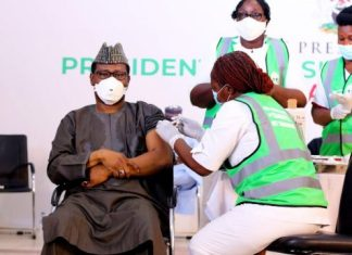 COVID-19: 1.7million Nigerians have been vaccinated against virus