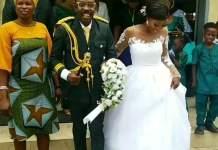 Nollywood actor Gaji Samuel aka Mohammed marries longtime heartthrob in Lagos