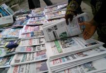 Nigeria Newspaper Headlines: Economic difficulties, electronic fraud depress e-payment transactions