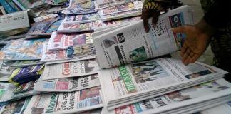 Nigeria's Newspaper Headlines: Buhari overlooks N33trn debt burden, seeks fresh N2trn loans