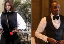 Annie Idibia Fires Back At 2Face's Brother After Accusing Her Of Been Fetish