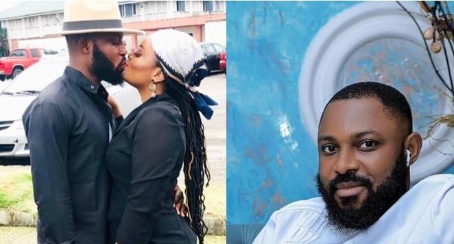 BBNaija 2021: I Will Forgive My Wife And Move On-. Tega's Husband Reveals