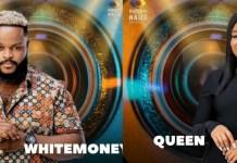 BBNaija 2021: Queen Tongue Lash Whitemoney Over Closeness To Jackie B