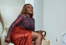 2Face Idibia Babymama, Pero Slam Online Trolls