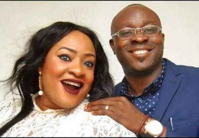 Foluke Daramola's Husband Debunks Rumour Of Failed Marriage