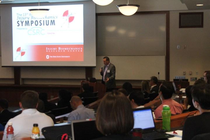 13th Annual Injury Biomechanics Symposium