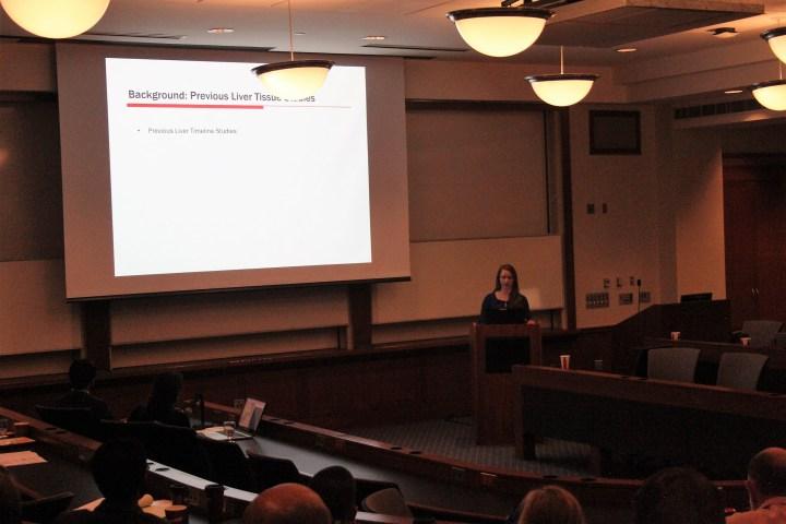 Oral Presenter - Kristin Dunford